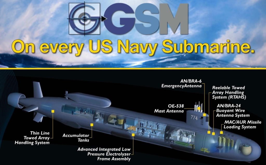 GSM on every US Sub