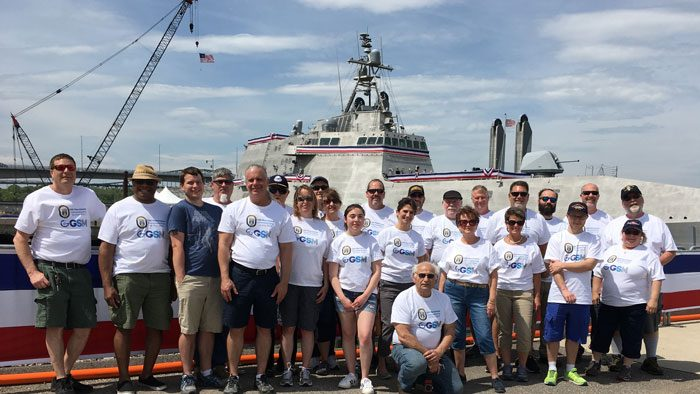 USS Manchester Crew